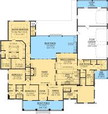 French Country European House Plans Plan 56367sm Roomy French Country Home Plan European House