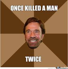 Meme Chuck Norris - chuck norris by nightbreed meme center