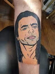 tommy wiseau wil eagle rocart tattoo dayton oh imgur