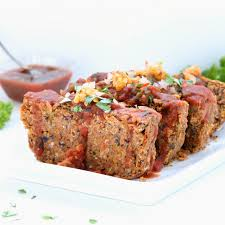 mexican vegan meatloaf gluten free plant based low fat