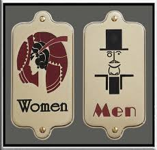Mens And Womens Bathroom Signs 535 Best Toilet Signs Images On Pinterest Toilet Signs Bathroom