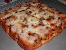 gateau amour de cuisine gâteau banane pépite de chocolat un amour de cuisine