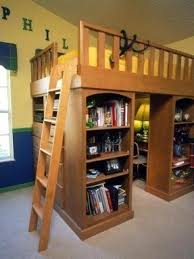 Top Bunk Bed Only Top Bunk Bed With Desk Underneath Foter