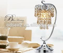 Crystal Chandelier Table Lamp Wholesale Cordless Crystal Bead Chandelier Table Lamp Home Goods