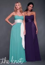 bill levkoff bridesmaid dresses tiffany blue bridesmaids purple