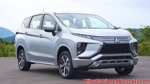 mitsubishi expander con xe mới