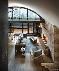 Reinvention Of An Industrial Loft Mahabis Architecture Loft Living In Sofia Mahabis Slippers