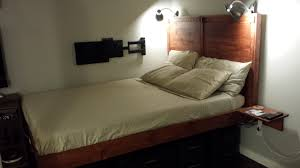 Platform Bed Led Just Wanted To Share My Bed With Some Imgurians Tonight Album On
