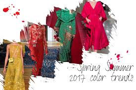 2017 color trends fashion spring summer 2017 color trends shiny syl blog