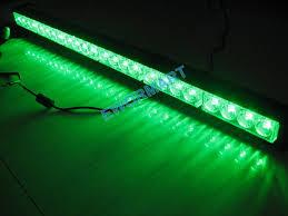 car truck emergency beacon light bar hazard strobe warning 24 led