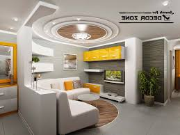 simple pop design of roof without ceiling home combo