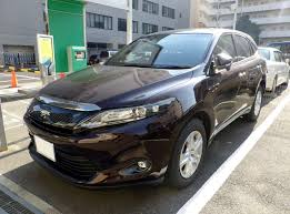 lexus harrier 2010 2010 toyota harrier 2 generation crossover 5d pics specs and news