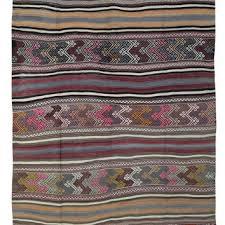 Outdoor Kilim Rug Kilim Rug Turkish Striped Kilim Rug From Theorientbazaar On