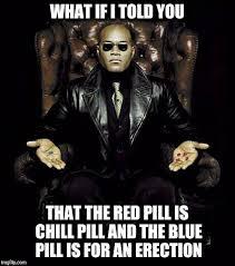 Matrix Meme Generator - morpheus blue red pill meme generator imgflip