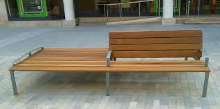 Street Furniture Benches Street Furniture For Urban Spaces Bailey Street Scene