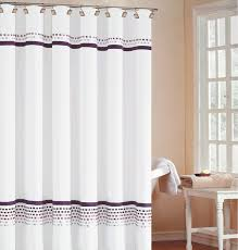 lavender shower curtain floral garden in pretty purple shower