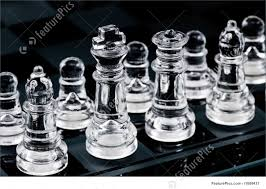 Glass Chess Boards Board Games Glass Chess Stock Photo I1899431 At Featurepics