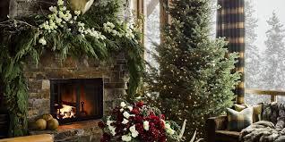 Christmas Interior Design Ken Fulk Designs Cozy Montana Guesthouse Mountain House Interior