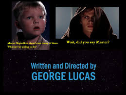 Anakin Skywalker Meme - the only one who acknowledged anakin as master prequelmemes