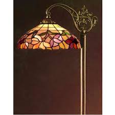 Stained Glass Floor Lamp Floor Lamps Mission Lamps Tiffany Lamps Stained Glass