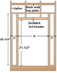 How To Build A Lean To Shed Plans by How To Build A Lean To Shed