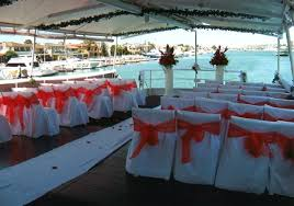 wedding on a boat pricing admiral yacht charters newport ca boat rentals