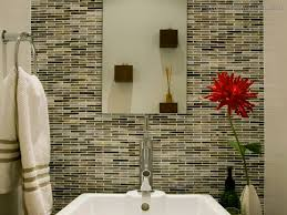 glass tile for bathrooms ideas 1000 images about shower tile ideas on glass block