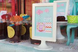 peppa pig decorations a peppa pig muddy puddles birthday guest feature
