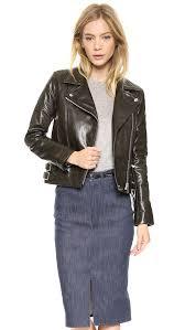 leather bike jackets for sale victoria beckham joan leather biker jacket shopbop