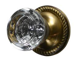 mortice glass door knobs antique brass door knobs
