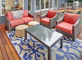 Best Outdoor Rug For Deck Ultimate Guide To Outdoor Entertaining Consumer Reports