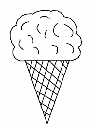 coloring pages ice cream cone free printable ice cream coloring pages for kids cool2bkids