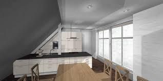 dachgeschoss k che status offen küche im dachgeschoss