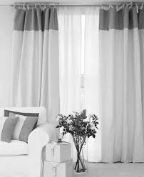 Curtains White And Grey Grey And White Curtains Curtains Ideas