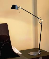 furniture appealing silver contemporary led architect desk lamp