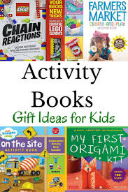 great gifts for birthday gift ideas craft and hobby activity books