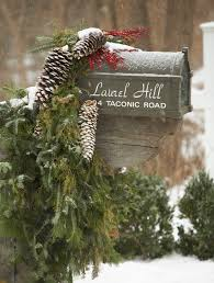 Christmas Decorations Ideas Outdoor Outdoor Holiday Decorating Traditional Home