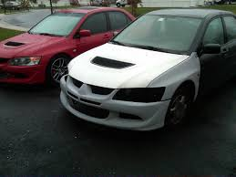 mitsubishi galant body kit how to evo 8 front conversion swap evolutionm mitsubishi