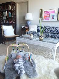 life with a dash of whimsy diy wooden baby gym hack
