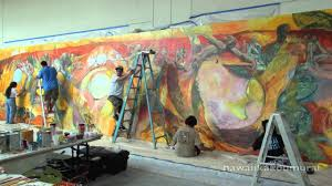 Mural Project by Hawaii Kakou Mural Project Reflection Youtube