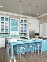 cuisine bleu pastel 25 idées de cuisine bleue paperblog