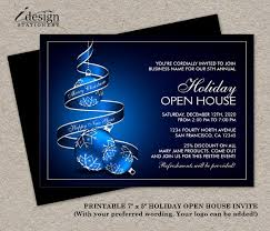Open House Invitations Business Open House Invitation Wording Ideas