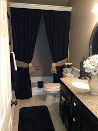 bathroom with shower curtains ideas best 25 black bathroom decor ideas only on bathroom