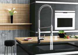 hi tech kitchen faucet kitchen faucets in the interior ideas for design