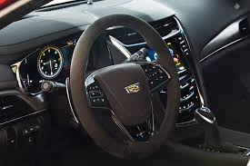 cadillac cts vs review 2016 cadillac cts v ny daily