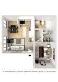 colorado springs apartments floor plans cheyenne crossing