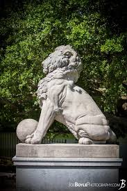 lions statues buy profile of lion statue on lion s bridge photo print options