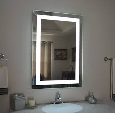 Makeup Table With Lighted Mirror Bathroom Small Bathroom Design With Lighted Makeup Mirror And
