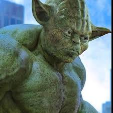 Meme Generator Yoda - swole yoda meme generator