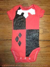 newborn halloween onesies spencers hq for babies uber cute harley quinn